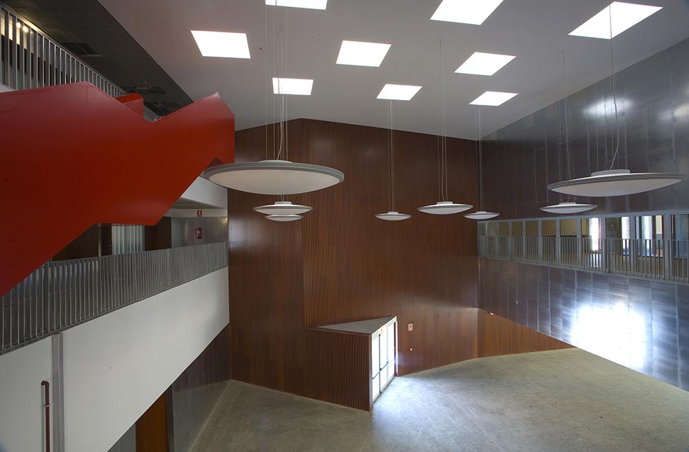 Diseo interiores zaragoza beautiful caixa forum zaragoza for Diseno interiores zaragoza